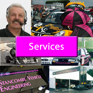 Stancombe Vehicle Engineering - Services